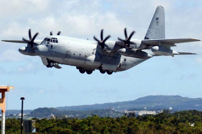 Δύο αμερικανικά στρατιωτικά αεροσκάφη συγκρούστηκαν στον αέρα, στα ανοικτά της Ιαπωνίας