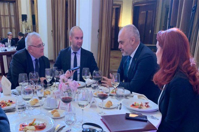 Έντι Ράμα στο ΑΠΕ-ΜΠΕ: Ιστορική και παραδοσιακή η σχέση γειτονίας Ελλάδας-Αλβανίας