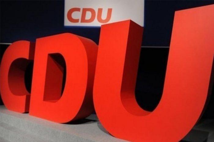 Ξεκινούν οι εργασίες του κρίσιμου συνεδρίου του CDU. Το απόγευμα ο νέος αρχηγός