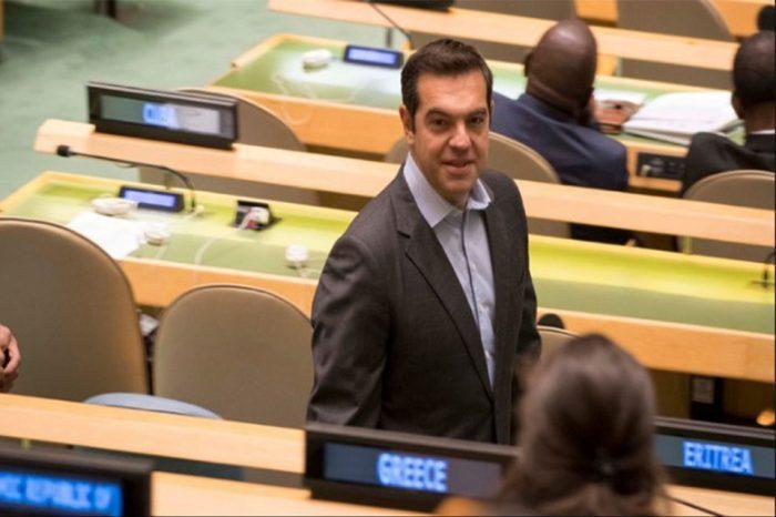 Στο Μαρακές ο πρωθυπουργός Αλέξης Τσίπρας