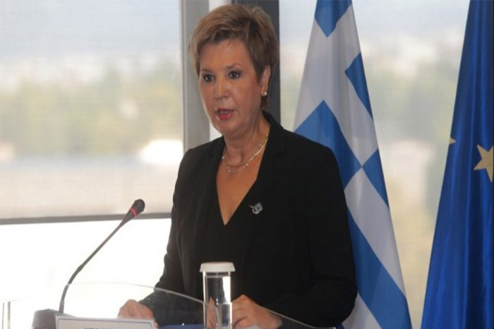 Όλγα Γεροβασίλη: «Η δημοκρατία είναι θωρακισμένη και δεν απειλείται»