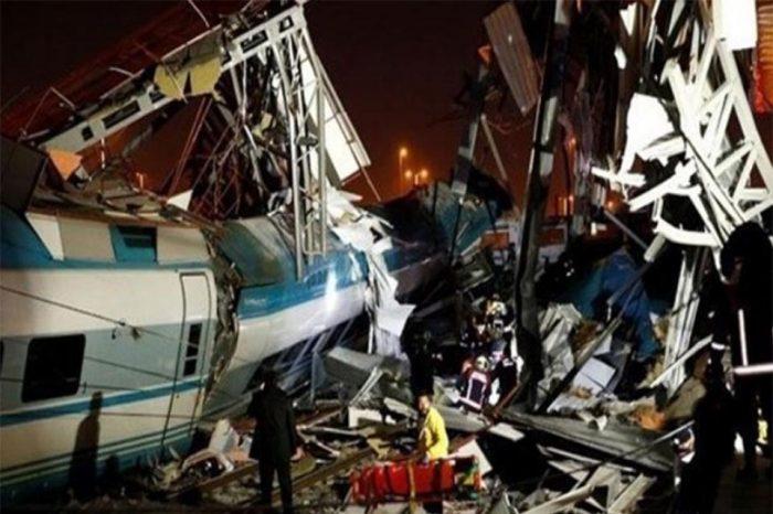 Τουρκία: Σιδηροδρομικό δυστύχημα, τουλάχιστον επτά νεκροί, 43 τραυματίες
