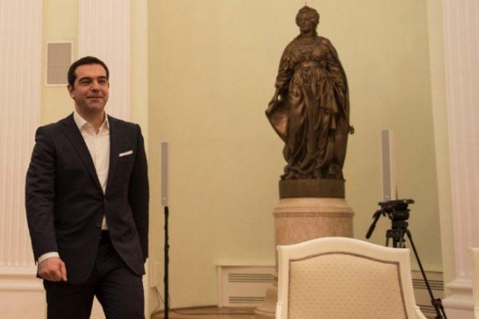 Στη Μόσχα μεταβαίνει ο Αλέξης Τσίπρας