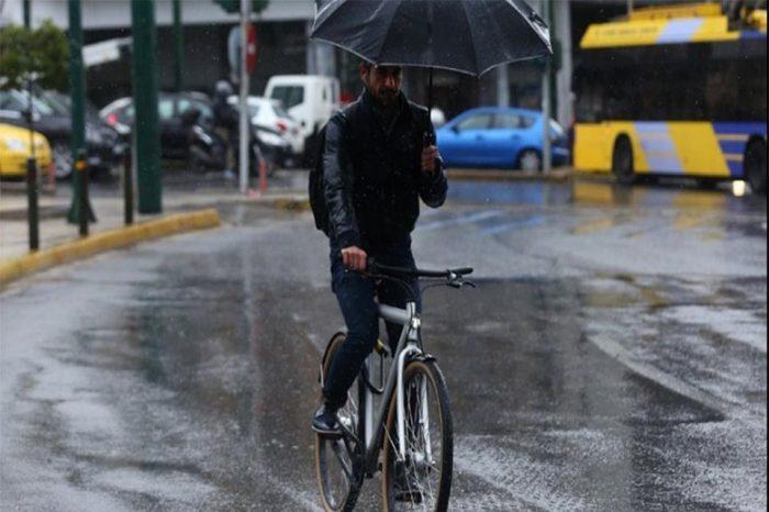 Νέα επιδείνωση του καιρού με βροχές, χιόνια και ανέμους