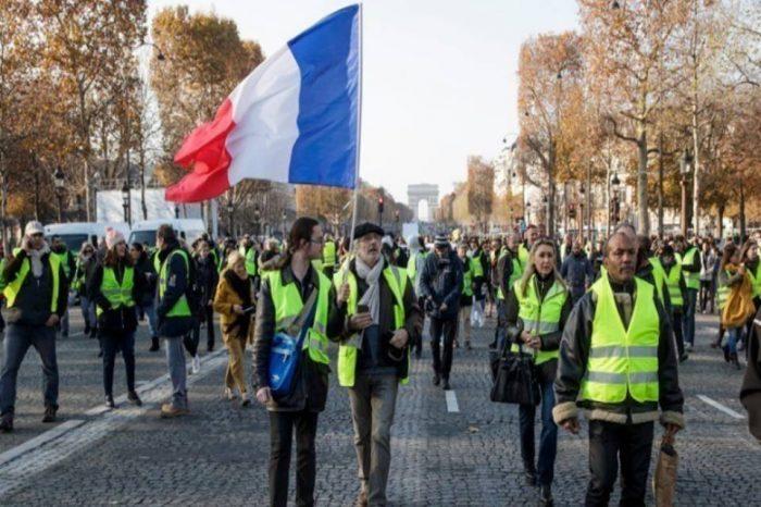 Γαλλία -«Κίτρινα Γιλέκα»: Σήμερα η 1η κινητοποίηση για το νέο έτος