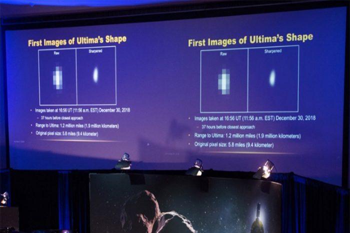 Το New Horizons επικοινώνησε με τη NASA και επιβεβαίωσε ότι είναι «καλά στην υγεία του»