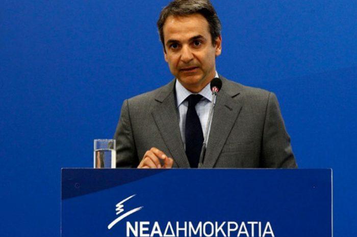 Κ. Μητσοτάκης: Απαραίτητη η κοινή ευρωπαϊκή πολιτική ασφάλειας και άμυνας