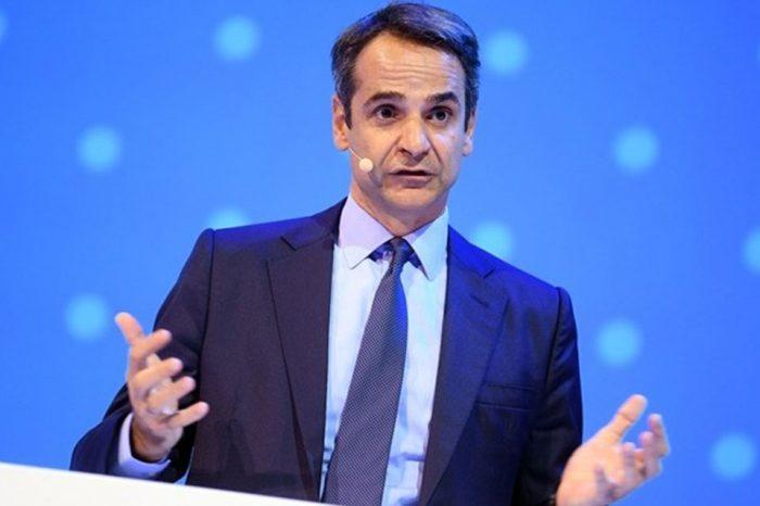 Κ. Μητσοτάκης: H Eλλάδα θα είναι η επενδυτική έκπληξη τα επόμενα τρία χρόνια