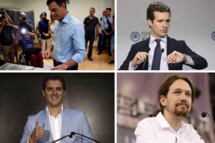 Οι Ισπανοί  σήμερα ψηφίζουν στις βουλευτικές εκλογές
