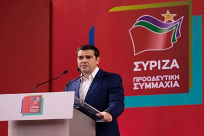ΤΣΙΠΡΑΣ :Στα πρόσωπα των υποψηφίων μας καθρεφτίζεται το πρόσωπο της Ελλάδας της νέας εποχής
