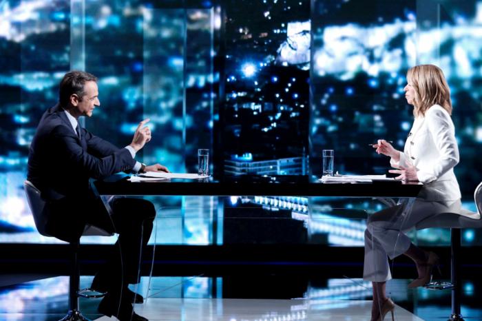 Ο ΚΥΡΙΑΚΟΣ ΜΗΤΣΟΤΑΚΗΣ ΣΤΟ OPEN TV- ΜΕΛΛΟΝ ΣΤΗΝ ΕΛΛΑΔΑ