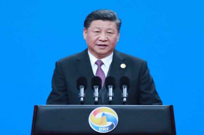 Ο πρόεδρος της Κίνας Σι Τζινπίνγκ: Σκοπός της κινεζικής πρωτοβουλίας «Μία Ζώνη, Ένας Δρόμος» είναι να προωθήσει την «αμοιβαία επωφελή συνεργασία