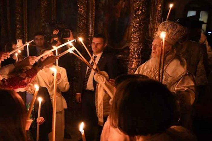 Στο Κέντρο της Ορθοδοξίας η Λαμπροφόρος Ανάσταση του Κυρίου.