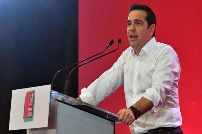Η εκδήλωση για το ψηφοδέλτιο του ΣΥΡΙΖΑ-Προοδευτική Συμμαχία