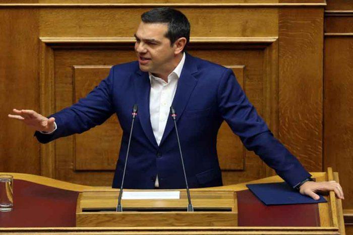 Ζητάω σήμερα εκ νέου την εμπιστοσύνη της Βουλής πάνω στο σχέδιο ανάταξης της ελληνικής οικονομίας