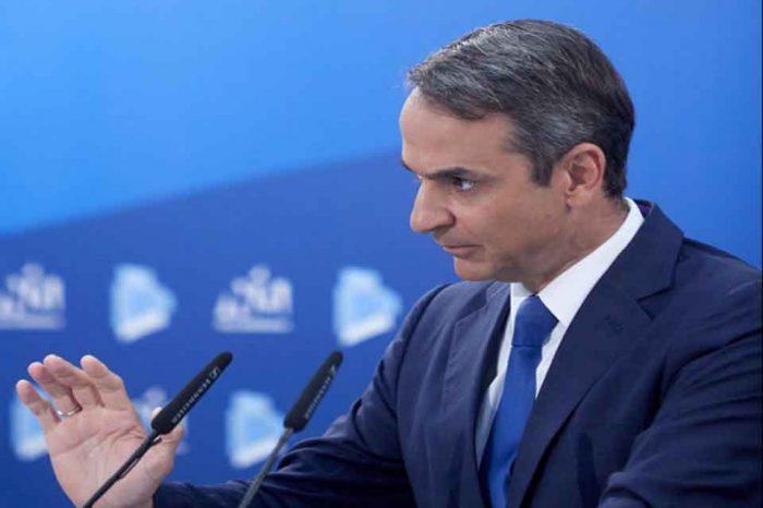Ζητώ ευρεία και μεγάλη νίκη στις ευρωεκλογές