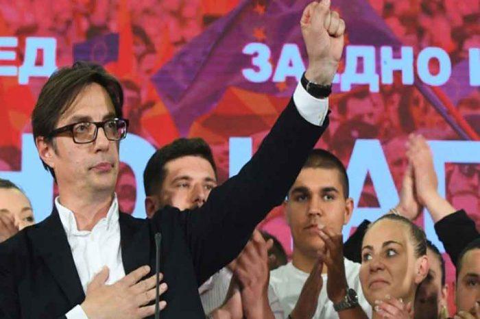 Νέος πρόεδρος ο Στ. Πεντάροφσκι