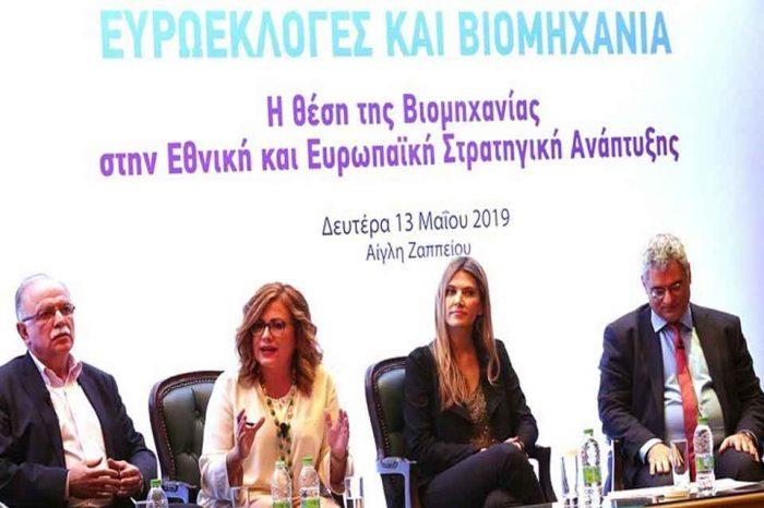 Η θέση της Βιομηχανίας στην Εθνική και Ευρωπαϊκή Στρατηγική Ανάπτυξης