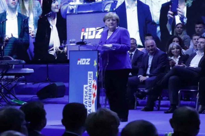 ΜΕΡΚΕΛ:Η Ευρώπη πρέπει να αντισταθεί στην ακροδεξιά