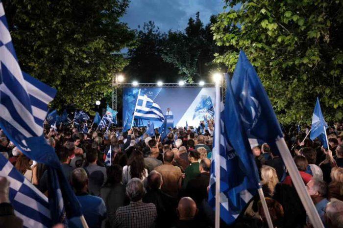 Το βράδυ της 26ης Μαΐου θα γραφτεί η πρώτη σελίδα για τη μεγάλη πολιτική αλλαγή