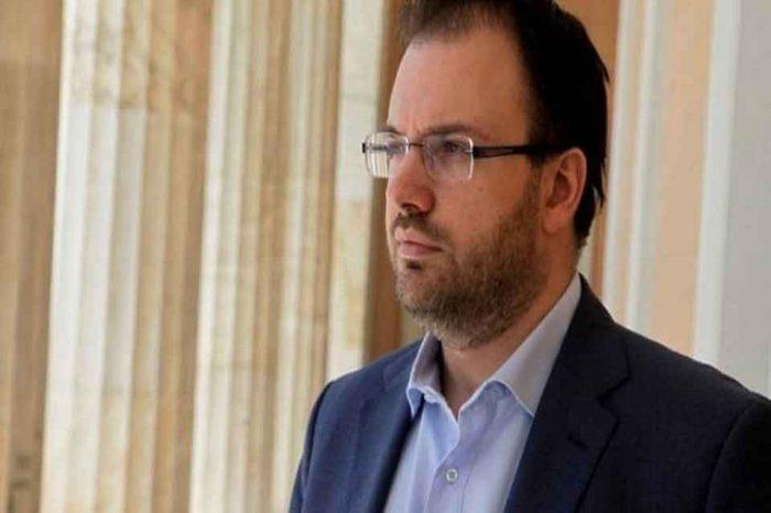 Νέος υπουργός Τουρισμού ο πρόεδρος της ΔΗΜ.ΑΡ. Θανάσης Θεοχαρόπουλος