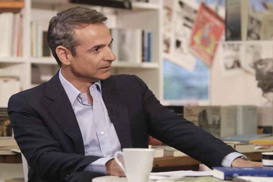 Η συνέντευξή του  ΚΥΡΙΑΚΟΥ ΜΗΤΣΟΤΑΚΗ στον τηλεοπτικό σταθμό Αntenna