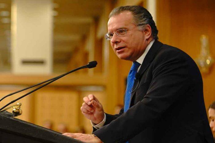 Εθνικό στόχο, χαρακτηρίζει την αυτοδυναμία ο τομεάρχης Εξωτερικών της Ν.Δ. Γιώργος Κουμουτσάκος
