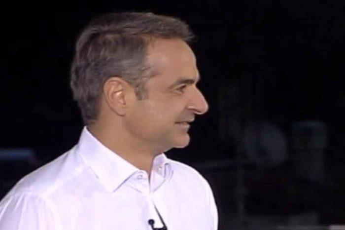 Το βράδυ της 26ης Μαΐου θα είμαστε νικητές και αυτή δεν θα είναι μια νίκη της ΝΔ, θα είναι μια νίκη της Ελλάδος