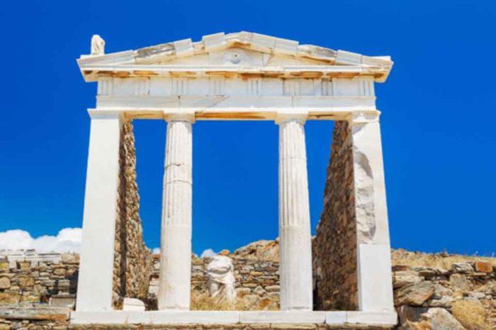 Ολοκληρωμένο σχέδιο προστασίας και ανάδειξης του αρχαιολογικού χώρου στη Δήλο