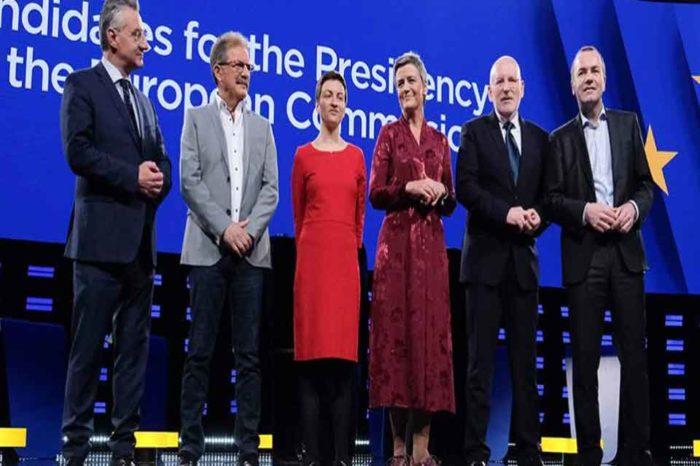 Οι υποψήφιοι Spitzenkandidaten για την προεδρία της Ευρωπαϊκής Επιτροπής