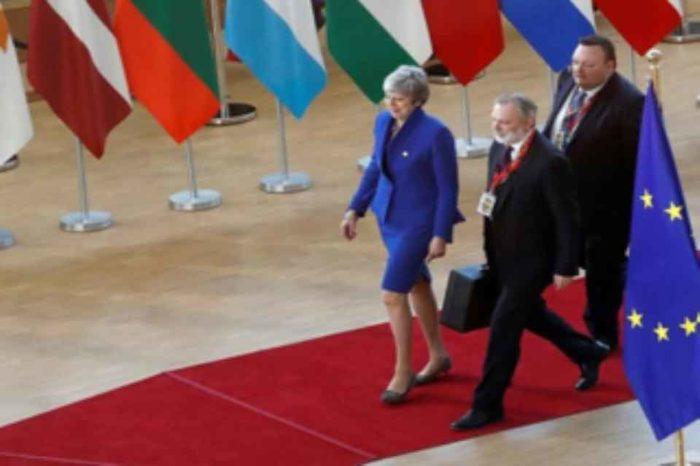 Tην παραίτησή της, στις 7 Ιουνίου, ανακοίνωσε η Βρετανίδα πρωθυπουργός
