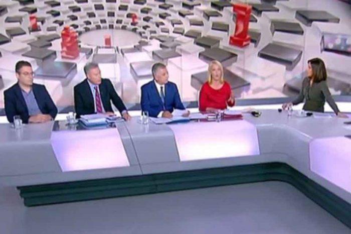 Το debate των υποψήφιων περιφερειαρχών: Δούρου, Πατούλη,  Σγουρού και Πρωτούλη,