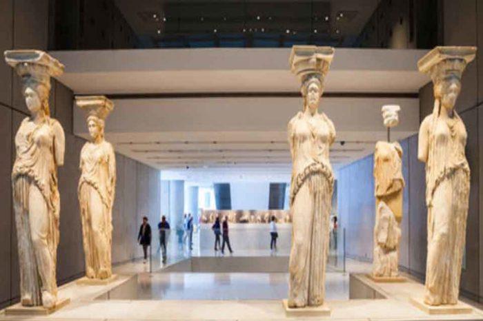 Το Μουσείο Ακρόπολης κλείνει δέκα χρόνια λειτουργίας