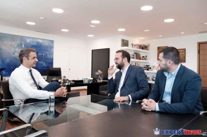 Κυριάκος Μητσοτάκης : Θέλουμε τους περιφερειάρχες συμμάχους στην ανάπτυξη, στην προσέλκυση επενδύσεων, στη δημιουργία νέων θέσεων εργασίας