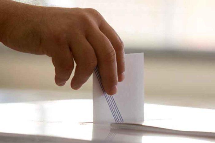 Ξεκίνησε η ψηφοφορία για τις Εθνικές Εκλογές 2019