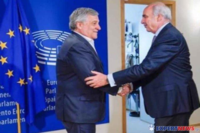 Ο κ. Βαγγέλης Μεϊμαράκης εξελέγη Αντιπρόεδρος στο Προεδρείο της Κοινοβουλευτικής Ομάδας του Ευρωπαϊκού Λαϊκού Κόμματος