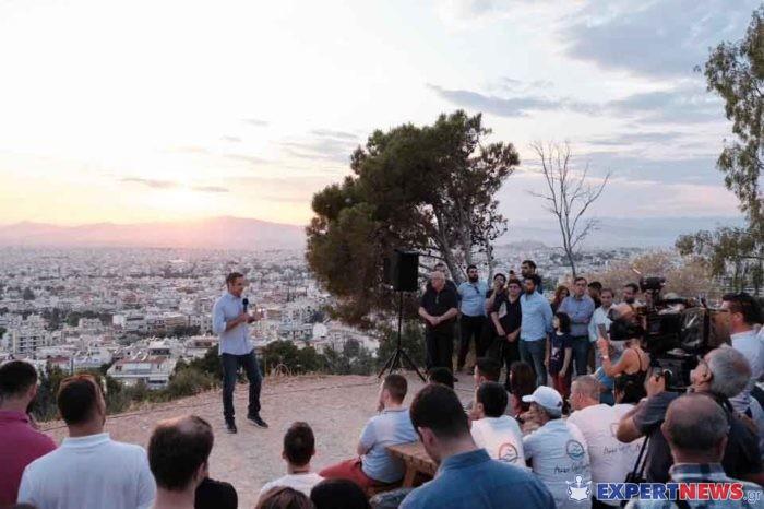 Κυριάκος Μητσοτάκης: Η αναδιοργάνωση της Πολιτικής Προστασίας αρχίζει άμεσα