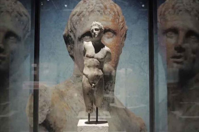 Η έκθεση «Τhe Greeks: Agamemnon to Alexander the Great στη Ν.Κορέα