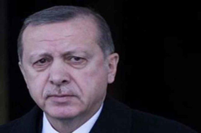 Ρετζέπ Ταγίπ Ερντογάν: To γεωτρύπανο στην ανατολική Μεσόγειο προστατεύεται από φρεγάτες των τουρκικών Ενόπλων Δυνάμεων