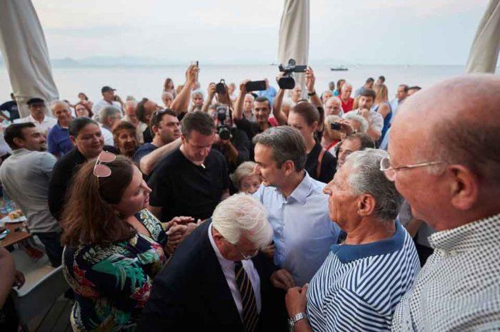 Η ελληνική κοινωνία απεδείχθη πολύ πιο ώριμη απ' ό,τι κάποιοι περίμεναν