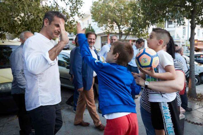 ΚΥΡΙΑΚΟΣ ΜΗΤΣΟΤΑΚΗΣ : Θα είμαι στο πλευρό όλων των δημάρχων ανεξαρτήτως κομματικής προέλευσης. Όλοι μαζί θα πάμε την Ελλάδα μπροστά