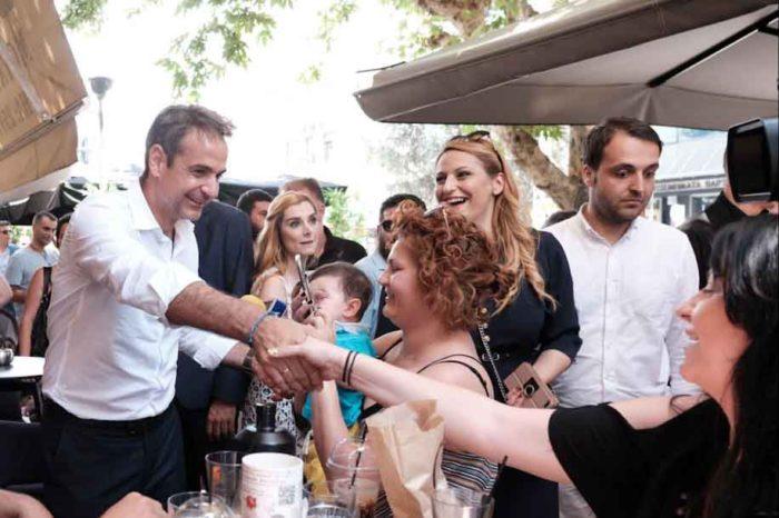 Κυριάκος Μητσοτάκης από Αλεξανδρούπολη: Δεν δικαιολογείται  κανένας εφησυχασμός
