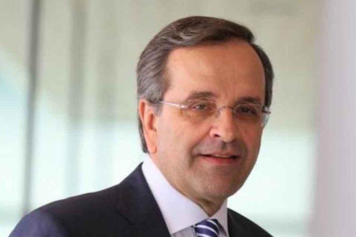 """Ο Αντώνης Σαμαράς τονίζει ότι  ο λεγόμενος """"Ρασπούτιν"""" είναι ο αναπληρωτής υπουργός Δικαιοσύνης, κ. Δημήτρης Παπαγγελόπουλος"""