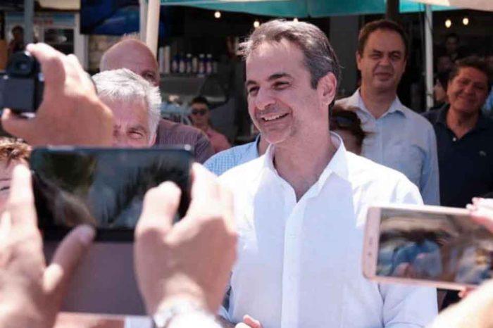Περιοδεία στο Ηράκλειο Κρήτης θα πραγματοποιήσει σήμερα , Σάββατο, ο πρόεδρος της Ν.Δ.