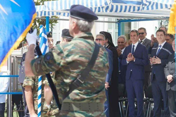 Ο πρόεδρος της Ν.Δ, στις Σέρρες για τις εορταστικές εκδηλώσεις της 106ης επετείου από την απελευθέρωση της πόλης