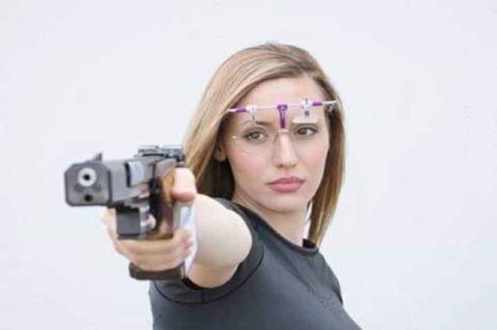 Το χρυσό μετάλλιο στο αεροβόλο πιστόλι 25μ. κατέκτησε η Άννα Κορακάκη