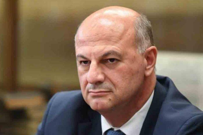 Πυλώνα της Δημοκρατίας,χαρακτήρισε τη Δικαιοσύνη ο νέος Υπουργός Κώστας Τσιάρας