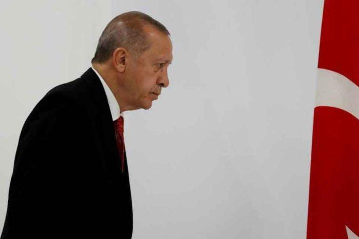 Ο πρόεδρος της Τουρκίας Ρετζέπ Ταγίπ Ερντογάν ήταν ο πρώτος ηγέτης που τηλεφώνησε στον Κυριάκο Μητσοτάκη