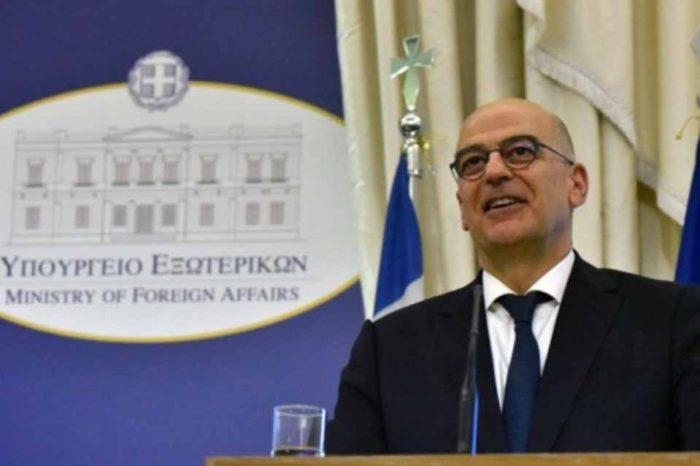 Νίκος Δένδιας :Η Ελλάδα ήταν, είναι και θα είναι πάντα στο πλευρό της Κύπρου