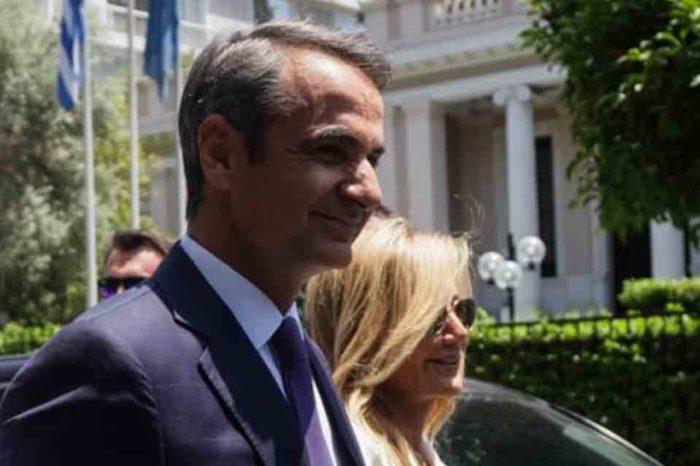 Ορκίζεται στο Προεδρικό Μέγαρο η νέα κυβέρνηση